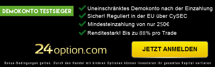 24option - testsieger - demokonto